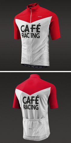 Buy your Morvelo Cafe Racing Short Sleeve Jersey - Internal from Wiggle. 22a6cd5d1