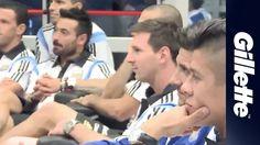 La Selección Argentina de Fútbol Ve el Video Motivacional de los Argenti...