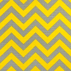Premier Prints Fabric Zig Zag Chevron print in Ash