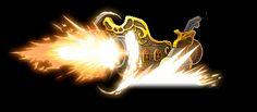 【ゲーム】メイプルストーリー【効果】バトルシップボンバーkeydown