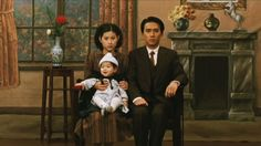Beiqing Chengshi (A City of Sadness) (1989) Rotten Tomatoes: Seen through the prism of the Lin family, this complex family drama from Taiwanese master Hou Hsiao Hsien details a brief but crucial moment in Taiwanese history between 1945, when 50 years of Japanese colonial rule came to an end, and 1949, when Chiang Kai-shek's Nationalist Kuomintang forces established a government-in-exile after the Communist army captured mainland China.