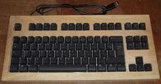 A diy Wood case for a Dell keyboard Diy Wood, Computer Keyboard, Keyboard, Computer Keypad