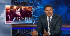 House Democrats Stage a Sit-In - The Daily Show with Trevor Noah (Video Clip) Trevor Noah, The Daily Show, Episode Online, Comedy Central, Video Clip, John Lewis, Author, Gun Control, June
