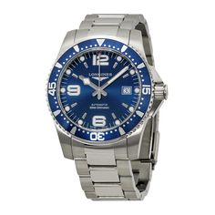 Longines HydroConquest Automatic Blue Dial Mens Watch L36424966 | Jewelry & Watches, Watches, Parts & Accessories, Wristwatches | eBay!