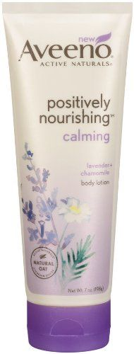 $ 11.88 Aveeno Positively Nourishing Calming Body Lotion 7 Fl Oz >>> Be sure to check out this awesome product.