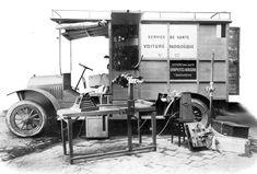 Radical Barbatilo: 8) Proporcionó asistencia médica durante la Primera Guerra Mundial #MarieCurie150