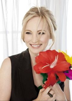 Candice Accola. The Vampire Diaries <3