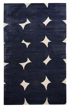 - Jaipur Living Gramercy By Kate Spade New York Crazy Dot Navy Area Rug Polka Dot Rug, Jaipur Rugs, Magic Carpet, Modern Area Rugs, Modern Carpet, Carpet Design, Persian Carpet, Textures Patterns, Rugs
