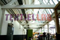 Textile Lab @ Textile Museum, Tilburg, The Netherlands.