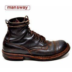 萬事威自有品牌 mansway 經年變化的樣子,歡迎大家上網選購 - http://mansway.co/ms/m-633