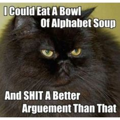 Funny pictures about The best response to any argument. Oh, and cool pics about The best response to any argument. Also, The best response to any argument photos. Funny Bunnies, Funny Cats, Funny Animals, Funniest Animals, Adorable Animals, Funny Cat Pictures, Cool Pictures, Pictures Images, Amazing Photos