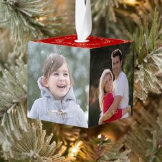 Shop DIY Create Your Own Photo Holiday Christmas Decor Cube Ornament created by iCoolCreate. Personalize it with photos & text or purchase as is! Custom Christmas Ornaments, Christmas Decorations, Holiday Decor, Good Ol Times, Photo Cubes, Christmas Holidays, Christmas Trees, Merry Christmas, Personalized Photo Gifts