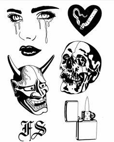 [New] The 10 Best Tattoo Ideas Today (with Pictures) - Tattoo Sketches, Tattoo Drawings, Body Art Tattoos, Cool Tattoos, Art Drawings, Arabic Tattoos, Sleeve Tattoos, Tattoo Flash Art, Tatoo Art