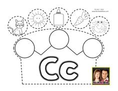 ALPHABET CROWNS FOR LETTER SOUNDS - TeachersPayTeachers.com