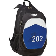 Last 27 x Gunn and Moore Cricket 202 Backpacks rrp£25 Only £6.99 each!!