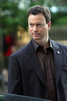 GARY SINISE - CSI: NY, DAMN HE IS A HANDSOME MAN!!