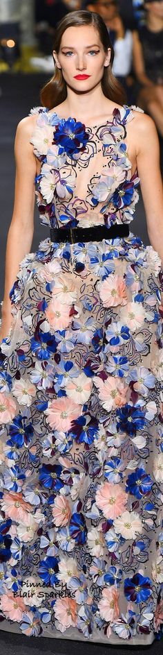 Paris Fall Couture 2016 Elie Saab ~ ♕♚εїз | BLAIR SPARKLES