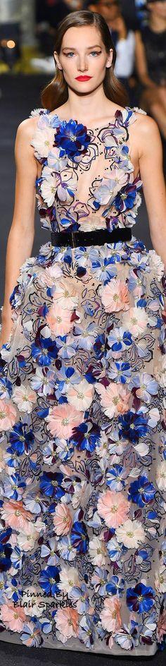 Paris Fall Couture 2016 Elie Saab ~ ♕♚εїз   BLAIR SPARKLES