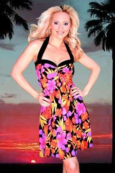 Designer Hawaiian Print Sundress by Jackie's Boutique Collection (Large, Kauai Floral) Jackie's Boutique, http://www.amazon.com/dp/B003FQTVCY/ref=cm_sw_r_pi_dp_6aCgqb0HF9RQ6