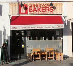 www.kurtos-kalacs.com - Chimney cake Bakers, London. Photo by: The Girly Geek. (travel blog) http://thegirlygeektravels.com/the-chimney-cake-bakery-gou…/