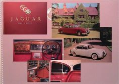 Jaguar brochures - British car brochures ( www.car-brochures.eu )