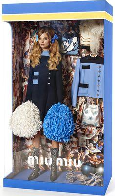 Editorial Loving: Vogue Paris   Real Life Designer Barbie Dolls. Giampaolo Sgura for Vogue Paris
