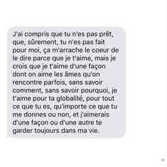 mentions J'aime, 99 commentaires – Amours solitaires ( Love One Another Quotes, Love Quotes For Him Funny, Love Quotes For Him Romantic, Funny Quotes About Life, Inspiring Quotes About Life, Study Quotes, Life Quotes Love, Life Lesson Quotes, Self Love Quotes