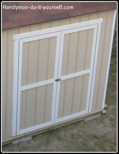 Shed Door Ideas garden shed doors lease to individual storage sheds call for Shed Doors