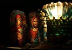 Με αυτή την Προσευχή έγινα καλά λέγοντάς την 3 φορές την ημέρα… Orthodox Catholic, Orthodox Christianity, Day Of Pentecost, Byzantine Icons, Christian Church, Present Day, Jesus Christ, Statue, Painting