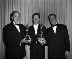 Johnny Mercer, Donald O'Connor, Hoagy Carmichael