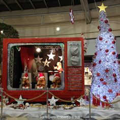 SLD christmas decoration 2014 / CHRISTMAS SHOW TV