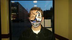 cool face paint