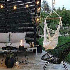 Sfs shoutout nr 💫💫🤩 Så nydelig stemning på te… – Top Of The World Design Jardin, Terrace Design, Backyard Patio Designs, Backyard Landscaping, Patio Ideas, Garden Ideas, Outdoor Spaces, Outdoor Living, Outdoor Decor