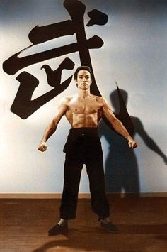 Promo shot for The fist of fury