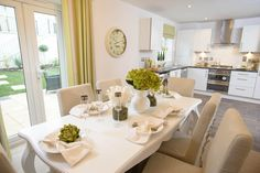 Aspects Show home Dining Room