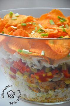 Party Salads, Tzatziki, Tortellini, Grilling, Food And Drink, Cooking Recipes, Menu, Tasty, Breakfast