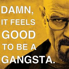Breaking Bad is the best show on TeeVee! Breaking Bad Meme, Breaking Bad Tv Series, Walking Bad, Feeling Sorry For Yourself, Daddy, Bad Memes, Say My Name, Great Tv Shows, I Am The One