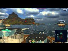 World of Warships Arkansas Beta preview (test server 0.4.0) with Elneache