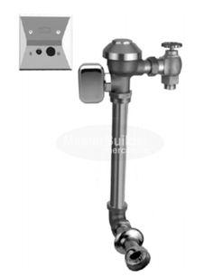 Zurn ZEMS6140AV-WS1 1.6 GPF Hardwired Concealed Sensor Flush Valve for Water Closets