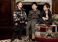 Dolce & Gabbana Kids Collection Fall/Winter 2013