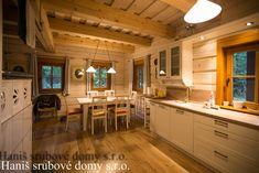 Roubenka Jana 4 + kk Simply Home, Cozy Cottage, Architecture, Table, Dreams, Furniture, Home Decor, Art, Drawing Rooms