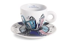 Emilio Pucci Teams Up With Illy on Coffee Cup Collection