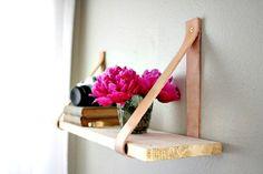 Napravite šarmantne police za knjige