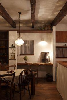 Kitchen Interior, House Design, Cafe Interior, Interior, Cozy House, House Rooms, House Interior, Home Deco, Rustic House