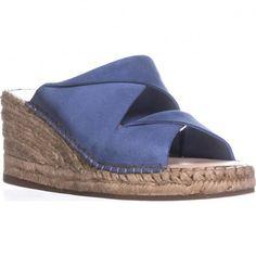 Kelsi Dagger Brooklyn Inwood Espadrille Wedge Sandals, Denim    #sandals #wedges #heels #denim #esadrilles #blue #spring #springoutfits #summeroutfits #casualsummeroutfits #shoes #shopping #style #trending #fashion #womensfashion Espadrille Wedge, Wedge Sandals, Denim Sandals, Trending Fashion, Fashion Trends, Kelsi Dagger, Spring Step, Summer Of Love, Brooklyn