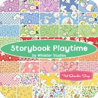 Storybook Playtime -- Whistler Studio for Windham Fabrics