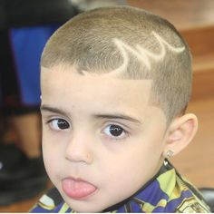 Presenting selection of original ideas for Haircuts Designs for Kids. Haircuts with your kids favourite super heroes and much more.