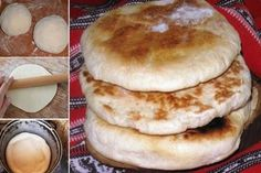 Többé soha nem fogsz kenyeret vásárolni, ha ezt a receptet kipróbálod! My Recipes, Bread Recipes, Cooking Recipes, Bread Rolls, How To Make Bread, Pancakes, Bakery, Food And Drink, Sweets