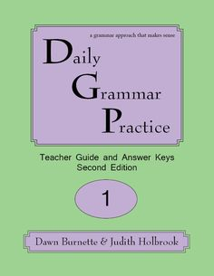 The 23 best curriculum images on pinterest homeschool home daily grammar practice second edition fandeluxe Choice Image