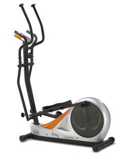 Bicicleta elíptica Proteus Trio E4 con 8 niveles de resistencia magnética  #bicicletaeliptica